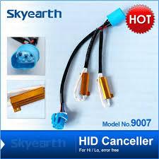 H4 <b>H13</b> 9004 9007 Hi Low Hid Canceller Fog Lamp Error Free <b>Load</b> ...