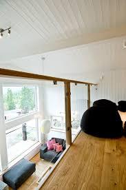 Soffitto In Legno Grigio : Upper landing interior casa soffitti in legno e