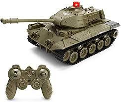 JJRC RC Tank 1/30 Remote Control Military Battle ... - Amazon.com