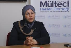 Suriyeli anne çocuğunu istiyor