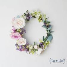 silk wearth rose artificial flowers wreaths door perfect quality garland for wedding decoration home party decor