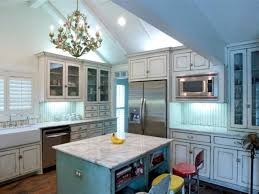 Shabby Chic Colors For Kitchen : Shabby chic kitchen designs improvements and design for your
