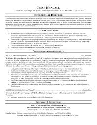 cover letter resume examples for healthcare director with career highlights career objective for healthcare objective for healthcare resume