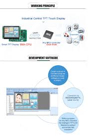 <b>8</b> Inch <b>TFT</b> Module Including The <b>STONE</b> GUI Design Software,User ...