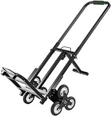 BestEquip 330lbs Capacity <b>Stair</b> Climbing Cart, Portable <b>Folding</b>