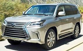 Купить автоаксессуары для Lexus LX (2012 - по н.в.) в интернет ...