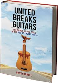 United Breaks Guitar Book