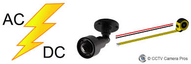 <b>12V DC</b> vs 24V AC Power for <b>Security Cameras</b>