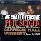 Pete Seeger at Carnegie Hall