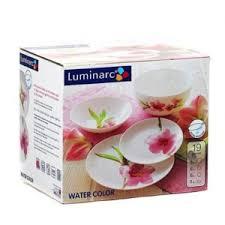 Набор посуды <b>LUMINARC WATER COLOR</b> | Отзывы покупателей
