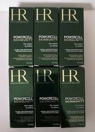 6 x <b>Helena Rubinstein Powercell Anti Pollution</b> Mask 5ml each ...