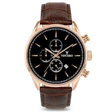 <b>Men's</b> Chronograph - <b>Rose Gold</b> | Vincero Watches