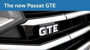 <b>VW Passat</b> GTE