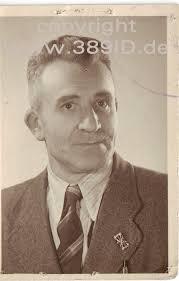<b>Walter Adam</b> (geb. 1898) war im Stab der 389. ID (Ib) tätig, - Walter%2520Adam