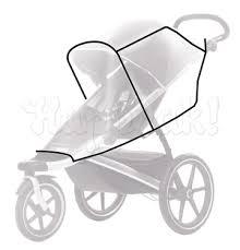 <b>Дождевик</b> для <b>колясок THULE</b> GLIDE & URBAN GLIDE. Купить в ...