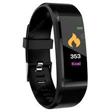 <b>ID115 Plus 0.96</b> inch Smart Bracelet in 2020 | Smart bracelet, Smart ...