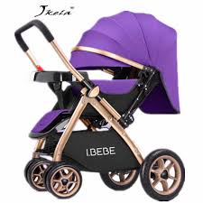 <b>2019Multifunctional</b> Baby Stroller <b>3 In 1</b> High Landscape Folding ...