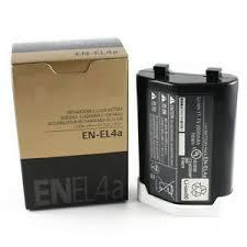 New 5% discount 2PCS EN-EL4A Battery For Nikon D2 D2H D2Hs ...