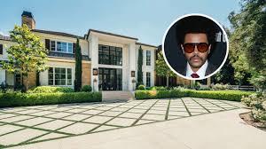 The <b>Weeknd</b> Lists L.A. Mansion – DIRT