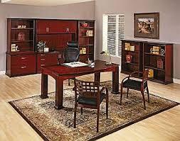 executive office arrange office furniture