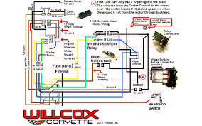 1968 corvette wiring diagram 1968 wiring diagrams online