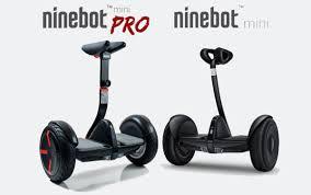 Сравнение мини-<b>сигвея Xiaomi Ninebot</b> mini и Ninebot Mini Pro