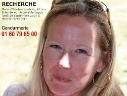 Le corps sans vie de <b>Marie-Christine</b> Hodeau a été retrouvé. - marie-christine_hodeau