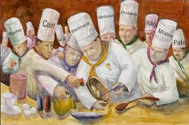 Image result for images of too many cooks