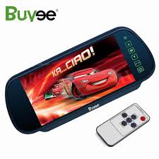 <b>Buyee</b> Wireless HD 7 Inch Color TFT LCD <b>Car</b> Mirror Monitor for ...