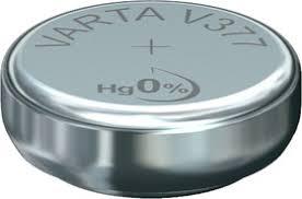 377(V377/<b>SR66</b>), Элемент питания оксид серебра 1.55В | купить ...
