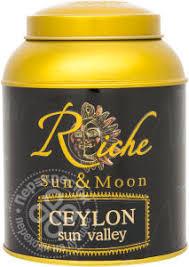 Купить <b>Чай черный Riche Natur</b> Ceylon Sun Valley 100г с ...