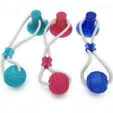 <b>Игрушки для собак</b> силиконовая присоска для собак, <b>игрушка для</b> ...
