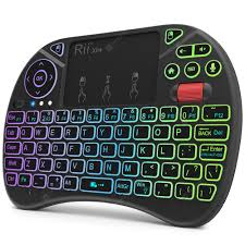 <b>Rii X8 Plus 2.4GHz</b> Wireless Air Mouse Keyboard