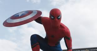 Image result for captain america civil war spiderman