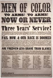 men of color to arms to arms the gilder lehrman men of color to arms to arms broadside ca after the emancipation proclamation
