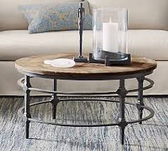 <b>Round Coffee Tables</b> | Pottery Barn