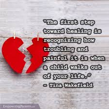 Living with a Broken Heart: Are You Estranged from Your Child ... via Relatably.com
