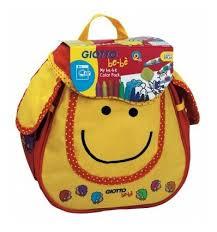 Рюкзак для <b>рисования GIOTTO</b> My BE-BE Color Pack
