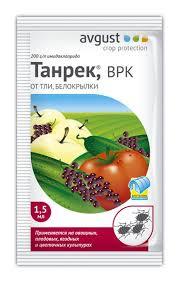 Каталог <b>Инсектицид от тли</b> и <b>белокрылки</b> Танрек (ампула), 1,5мл ...
