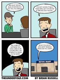 job interview underfold comics job interview