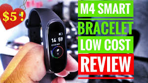 The Best <b>M4 Smart Band</b> unboxing and test review app smart ...
