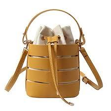 Generic LEFTSIDE <b>Drawstring Bucket Bag</b> For <b>Women</b> 2019 Mini ...