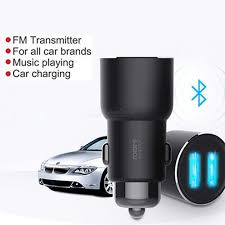 ROIDMI 3S Bluetooth Car Charger MP3 Music FM Player For ...