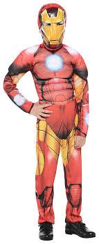 <b>Карнавальный костюм Батик</b> Железный <b>Человек</b> 5090-32 рост ...
