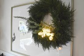 Christmas in our Small Kitchen- Started with <b>Christmas Garland</b> ...