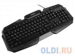 <b>Клавиатура CBR KB</b> 875 Armor Black USB — купить по лучшей ...