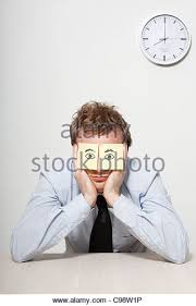 a tired business man sleeping stock image business nap office relieve
