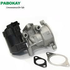 <b>EGR valve 1618</b>.<b>GZ</b> for CITROEN C4 C5 FIAT FORD PEUGEOT ...