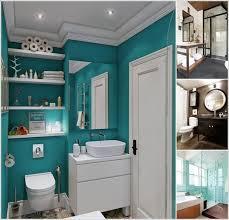 color schemes bathroom