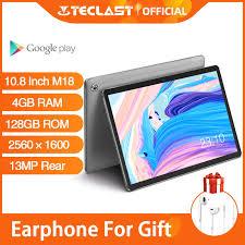 <b>4G</b> Phablet 10.1 inch <b>Tablets</b> Android 8.0 <b>Teclast</b> M30 <b>4GB</b> RAM ...